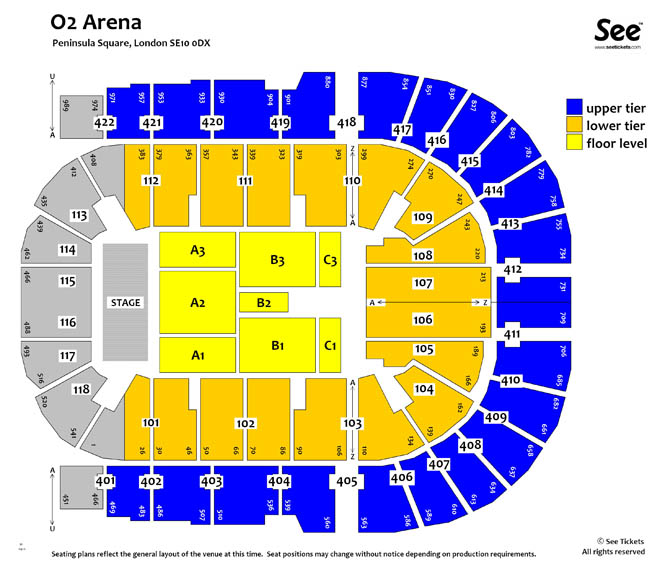 02 arena seating plan