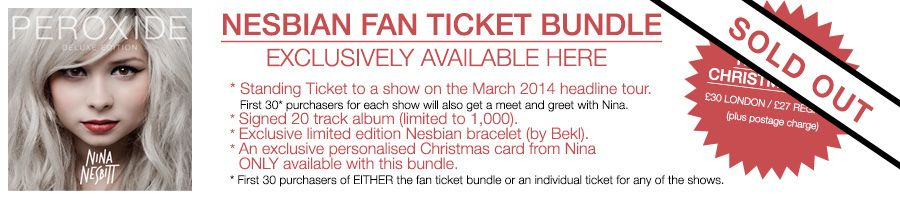 Nesbian Fan Ticket